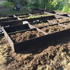 Kitchen Garden Foundation Building A Raised Bed Kitchen Garden Growerflow