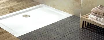 saniflo shower base saniflo upflush shower