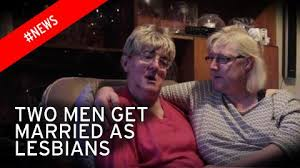 two men who fell in love and had sex change now getting married as two men who fell in love and had sex change now getting married as lesbians mirror online