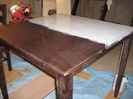 kitchen table adorable furniture resurfacing restoring old wood