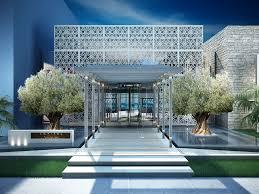 Architectural Design Magazine Hotel Entrance Design Africa Sofitel Tamuda Bay Hotel Architecture