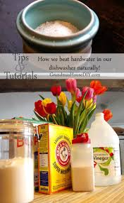 homemade dishwasher cleaner. Homemade Dishwasher Detergent And How To Beat Hard Water White Stuff On Your Dishes! Cleaner N