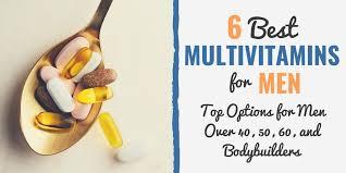 Multivitamin Effectiveness Chart 6 Best Multivitamins For Men Top Options For Men Over 40