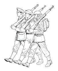 Tank Coloring Pages Soldier Coloring Page Revolutionary War Coloring
