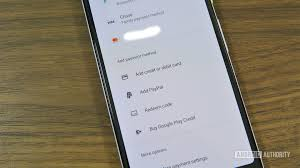 To be change your credit card information enroll in the google play, you must need to get first removed your gmail account sync in your phon. Google Play Store A Definitive Guide For Beginners Android Authority