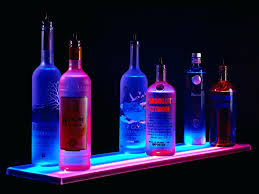 led bar shelf double wide led bar shelf display led bar shelf australia