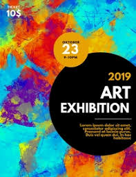 Art Event Flyer 380 Art Event Customizable Design Templates Postermywall