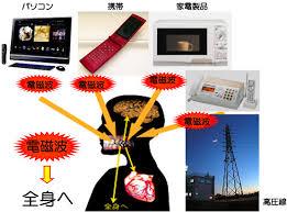 「電磁波 影響」の画像検索結果