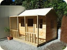 Free Cubby House Designs