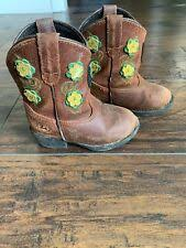 John Deere Boot Size Chart Baby Toddler Girls Boots 5 5 Baby Toddler Us Shoe Size