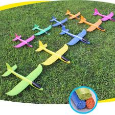 <b>35CM</b> DIY <b>Hand Throw</b> Airplane Toy Plane Model Kid Toy <b>Hand</b> ...