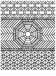 Small Picture Mosaic coloring pages owl ColoringStar