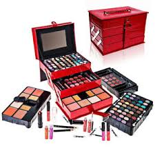image is loading plete full beauty cosmetic set makeup starter kit