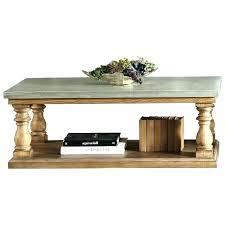 round walnut coffee table live edge