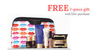 free gift set with 35 estee lauder purchase