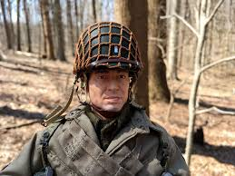 """Dragon """"Dan Summers"""" – WW2 101st Airborne Division Platoon Leader [Review]  - Epic Action Figures"""