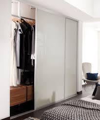 heritage silver frame sliding wardrobe door with soft white glass sliding wardrobe door frames
