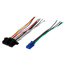 american international® gwh343 factory replacement wiring american international® factory replacement wiring harness oem radio plug