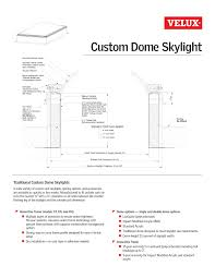 Velux Skylight Size Chart Velux Skylight Size Chart Guide Veluusa Catalog And