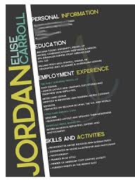... Valuable Design Awesome Resumes 8 25 Best Ideas About Cool Resumes On  Pinterest ...