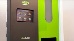 Fresh Salad Vending Machine Unique This Vending Machine Can Make You A Fresh Salad In Under A Minute