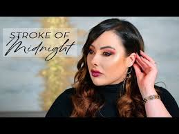 stroke of midnight palette makeup geek