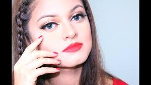 doll like makeup tutorial part 1 sidrellah
