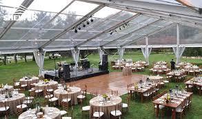 outdoor wedding venues. Outdoor Wedding Venue with Luxury Decoration Wedding Tent House