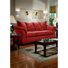 affordable furniture sensations red brick sofa. chelsea home furniture payton sofa red brick affordable sensations n