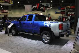 SEMA 2016: Chevrolet Goes BIG With Concept Trucks
