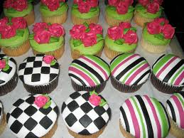 Its All About The Cake Birthday Cupcakes A Custom Cupcake
