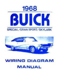 cheap electrical wiring diagram electrical wiring diagram get quotations · 1968 buick gran sport skylark special electrical wiring diagram schematic manual