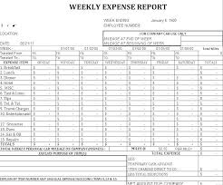 Tour Budget Spreadsheet Personal Expense Tracker Excel Template