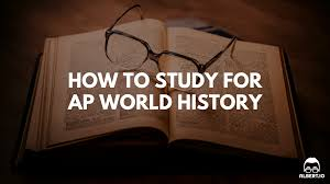 how to study for ap world history io