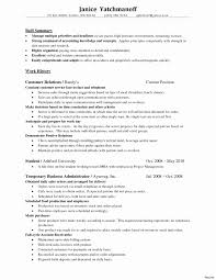 Project Accountant Resume Sample Accounting Resume Samples Canada Best Of Project Accountant Resume 13