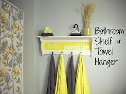 wondrous yellow gray bathroom grey decor cool