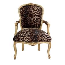 Incredible Cheetah Print Chair With Additional Styles Chairs