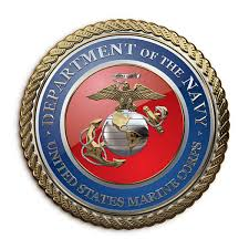 Military Insignia 3D : Seal of The United States Marine Corps (USMC)