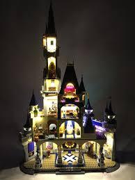 lego lighting. LED Lighting Kit For LEGO® Disney Castle 71040 Lego F