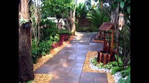 Youtube Small Garden Design Ideas Awesome Garden Landscaping Ideas For Small Gardens