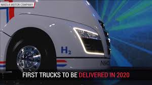 2018 tesla semi truck. delighful truck cummins unveils electric semi truck before tesla for 2018 tesla