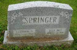 Clifford Hays Springer (1876-1969) - Find A Grave Memorial
