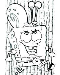 Spongebob Coloring Pages Printable Coloring Pages Coloring Pages Of