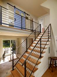 Impressive Design For Staircase Railing Stair Railing Home Design Ideas  Pictures Remodel And Decor
