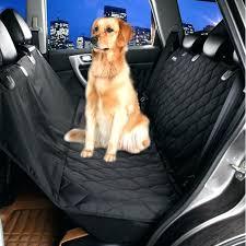 dog hammock for cars back seat car covers australia cover waterproof backseat pet