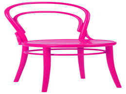 hot pink upholstered chair chairs dedade