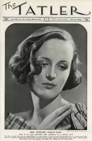 PENELOPE DUDLEY-WARD English actress. Elder daughter of Framed Photos