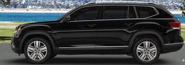 2018 volkswagen colors. beautiful 2018 2018 volkswagen atlas deep black pearl inside volkswagen colors