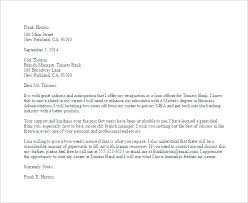 sample letter to loan officer simple resignation letters awesome collection of basic sample letter