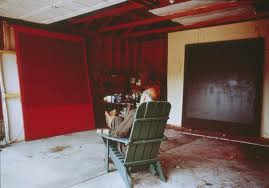 mark rothko in his studio 1964 cibachrome hans namuth courtesy of